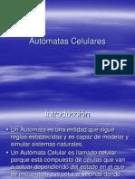 Autómatas Celulares