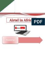 Airtel in Africa