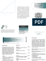 Diplomados CNE-SICE Marzo 2012