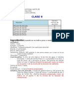 GCharcut CLASE 9 Mousses