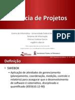 Gerência de Projetos