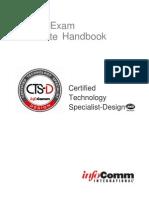 Cert Handbook Cts-d