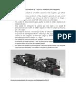 Sistema de Reconocimiento de Caracteres Mediante Tinta Magnética