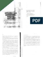 Deutsche Artillerie - Und Minenwerfer Munition 1914-1918