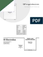 Frigid a Ire Ftf530f Washer Manual