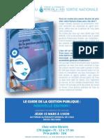 tract nouvelle édition-guide de la gestion publique de l'eau