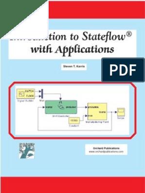 Stateflow Book   Matlab   Computer Simulation