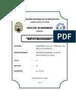 Hipotiroidismo Imp.