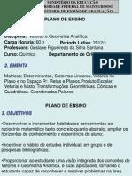 matrizes Geslane 2012 química