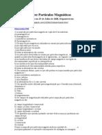 58 Exercícios Sobre Partículas Magnéticas 8p