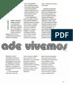 Esquema geral da nova objetividade - Hélio Oiticica
