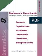 D1- Comunicación Institucional