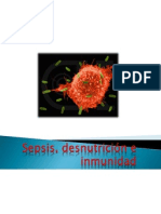 Sepsis, desnutrición e inmunidad