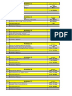 Pmbok Course Studyplan
