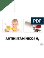 ANTIHISTAMINICOS H-1