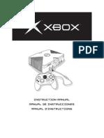 Xbox Instruction Manual