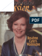 Washington Dossier January 1979