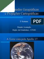 Projeções cartograficas