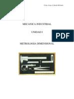 Mec Ind. Unidad i Metrologia