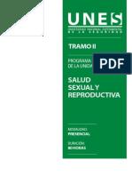 Programa Salud Sexualreproductiva