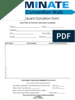 2 -DCON Eliminate Walk Donor Form