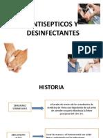 desinfectantes y esterilizantes