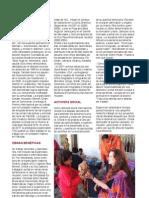 Cristal Montañéz Baylor  Una Venezolana de Primera - Revista Fascinacion Feb. 26 Pag. 15