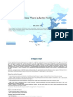 China Wines Industry Profile Isic1552
