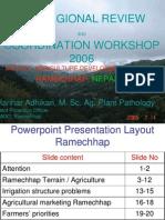 Nepal IPM Review 2006