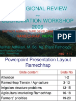 Nepal IPM Review 2006