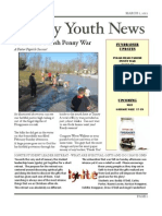 Trinity Youth March/April Newsletter