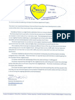 Providence Pointe Swanson Letter Campus Crest Recommendation