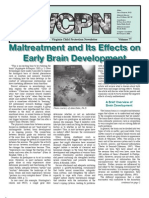 Trauma and Brain Development