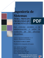 Ing. de Sistemas