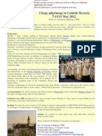 Clergy Pilgrimage to Catholic Bavaria