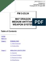 FM 3-23.24  (M47 Antitank)