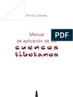 Manual de aplicación de los cuencos tibetanos