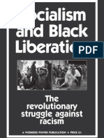Socialism and Black Liberation
