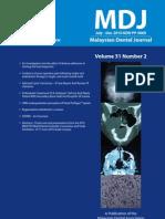 Malaysian Dental Journal-2010-july