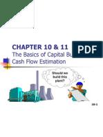 11W-Ch 10&11 Capital Budget Basics & CF estimation-2011-12-skraćeno