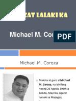 Phil Lit Report - Pagkat Lalaki Ka