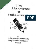 Modulo Art in Math