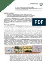 Teorías Orígen Civilizaciones_3°Medio_2011