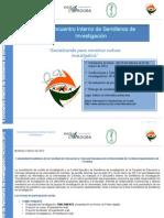 Convocatoria II Encuentro Semilleros de Investigación FACEDU 2012