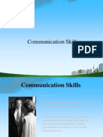 Communication Skills PPT @ BEC DOMS MBA 2009
