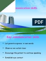 Communication Skills Ppt @ Bec Doms Mba 1st Sem
