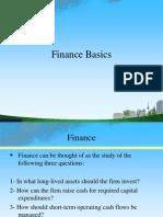 Finance Basics Ppt @ Bec Doms Mba Finance