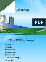 Job Design Ppt @ Bec Doms Mba Hr