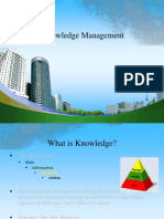 Knowledge Management Ppt @ Bec Doms Mba Genral