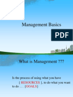 Management Basics Ppt @ Bec Doms Mba Hr